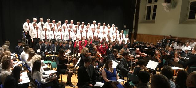 epsom choral concert